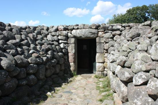 Das Grab von Kivik