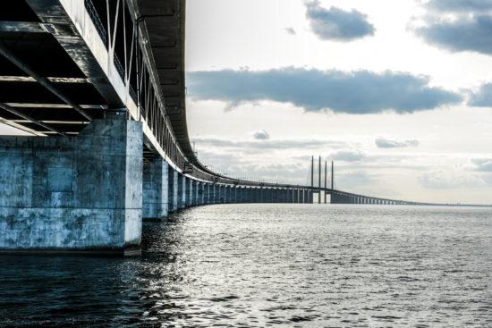Öresundbrücke – von Kopenhagen nach Malmö