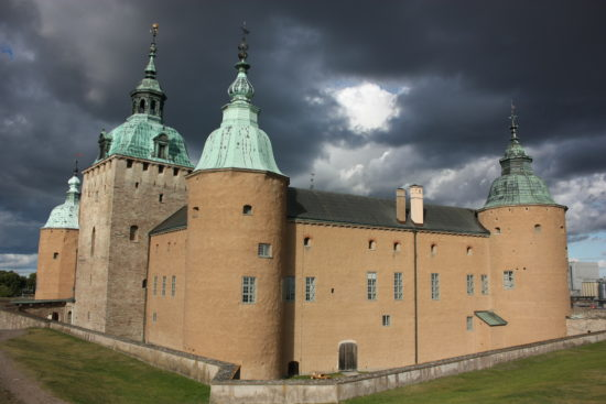 Schloss Kalmar – Pracht und Prunk an der Ostsee