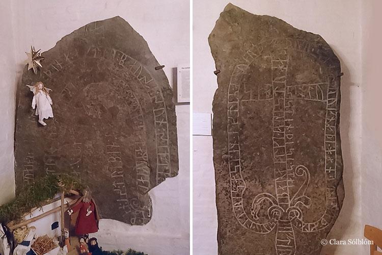 Die Nylarsker Runensteine