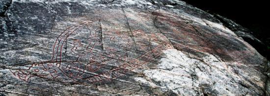 Die Sigurdritzung bei Eskilstuna – auf den Spuren des Drachentöters