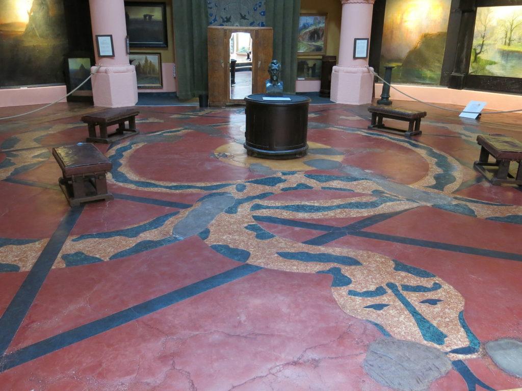Die Nibelungenhalle Königswinter