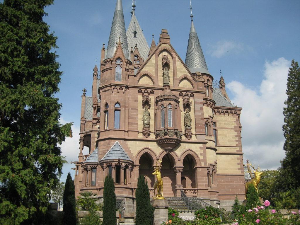 Schloss Drachenburg am Rhein