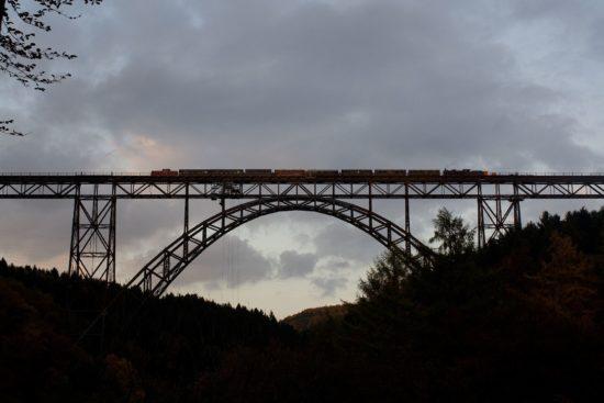 Die Müngstener Brücke – die höchste Eisenbahnbrücke Deutschlands