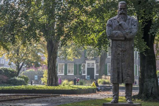 Friedrich Engels: Lebemann und Revolutionär
