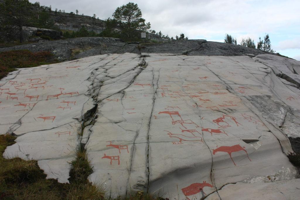 Die Felsritzungen von Alta