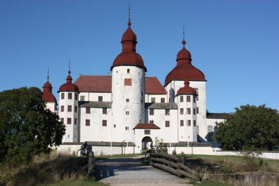 Läckö Slott – barocke Pracht am Vänern