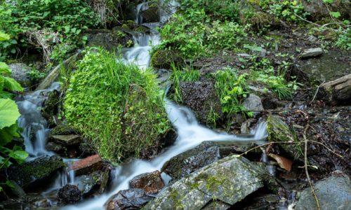 Plästerlegge Wasserfall