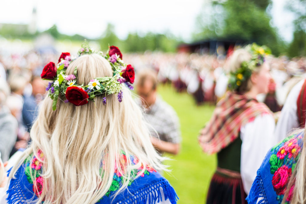 Mittsommerfest in Schweden