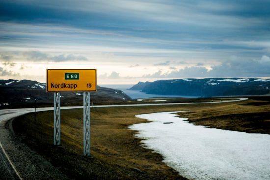 Das Nordkap in Norwegen: Europas nördlichster Punkt